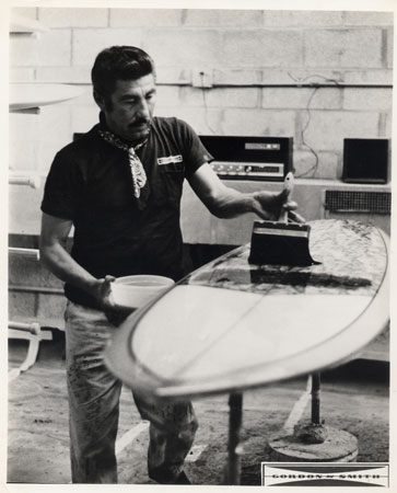 Jose Cota glossing a Magic